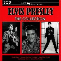Cover Elvis Presley - The Collection [5CD]